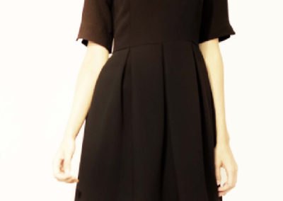 Black Hawai dress